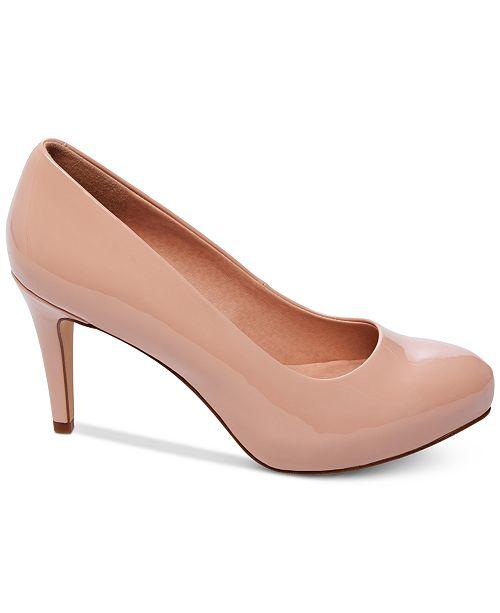 d84d421f2d5 Madden Girl Jelsey Platform Pumps   Reviews - Pumps - Shoes - Macy s