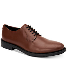 Calvin Klein Men's Carl Nappa Leather Oxfords