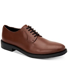 Calvin Klein Men's Carl Nappa Leather Oxfords