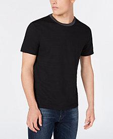Calvin Klein Jeans Men's Contrast Collar T-Shirt