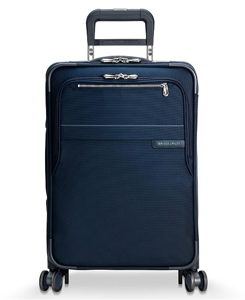 Briggs & Riley Baseline Domestic Softside Carry-On Spinner
