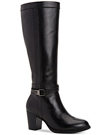 Giani Bernini Rozario Memory-Foam Dress Boots, Created for Macy's