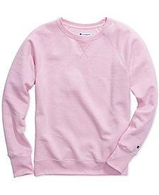 Champion Plus Size Powerblend Fleece Boyfriend Sweatshirt