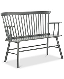 Addison Spindleback Settee, Quick Ship