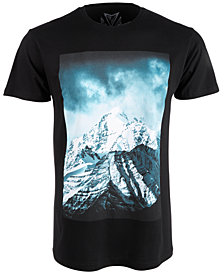Men's Blue Mountain Graphic T-Shirt