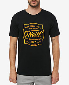 O'Neill Men's Strong Logo Graphic T-Shirt