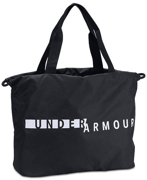 72224f2f100 Under Armour Favorite Tote Bag & Reviews - Women's Brands - Women ...