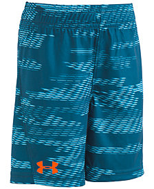 Under Armour Toddler Boys Printed Trave Boost Shorts