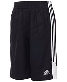 adidas Big Boys Moto Camo Shorts