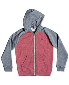Quiksilver Big Boys Everyday Full-Zip Hoodie
