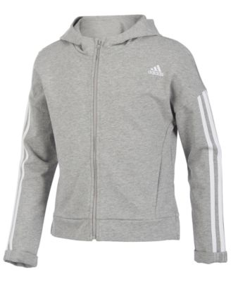 adidas Big Girls Zip,Up Cotton Hoodie \u0026 Reviews , Sweaters