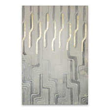 Chenille III Premium Gallery Wrapped Printed Canvas