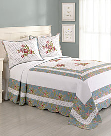 Modern Heirloom Loretta Bedspreads