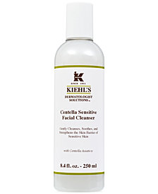 Kiehl's Since 1851 Dermatologist Solutions Centella Sensitive Facial Cleanser, 8.4-oz.