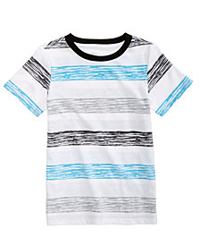 Epic Threads Toddler Boys Neptune Striped Shirt, Created for Macy's