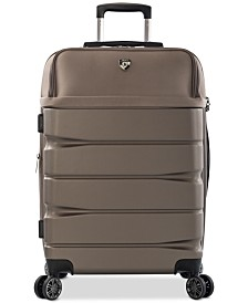 "CLOSEOUT! Heys Charge-A-Weigh 26"" Hybrid Spinner Suitcase"