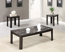 Woodlawn Casual Three-Piece Occasional Table Set