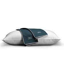 100% Cotton Percale Pillow Protectors, Set of 2