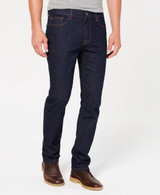 Tommy Hilfiger Mens Big and Tall Jeans Relaxed Fit Jeans