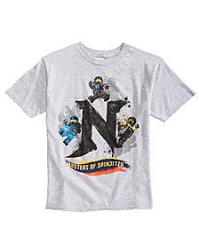 LEGO® Little Boys Master of Spinjitsu Graphic T-Shirt