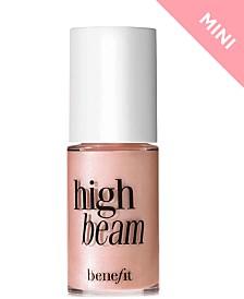 Benefit Cosmetics High Beam Liquid Face Highlighter Mini, 4ml