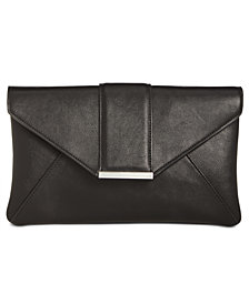 I.N.C. Luci Envelope Clutch, Created for Macy's
