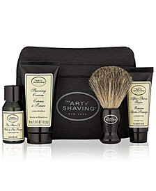 The Men's 5-Pc. Unscented Starter Set