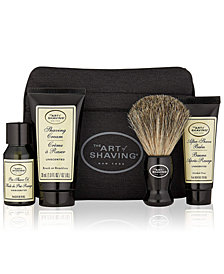 The Art of Shaving Men's 5-Pc. Unscented Starter Set