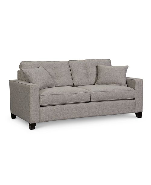Brilliant Clarke Ii 93 Fabric Queen Sleeper Sofa Bed Created For Macys Gmtry Best Dining Table And Chair Ideas Images Gmtryco