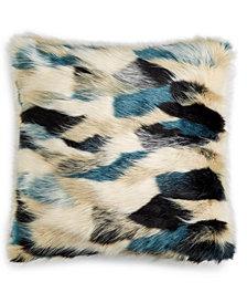"Lacourte Winston 20"" Square Decorative Pillow, Created for Macy's"