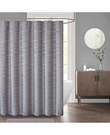 "CLOSEOUT! Décor Studio Metro 72"" x 72"" Shower Curtain"