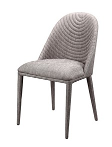 Libby Dining Chair Gray-Set Of Two