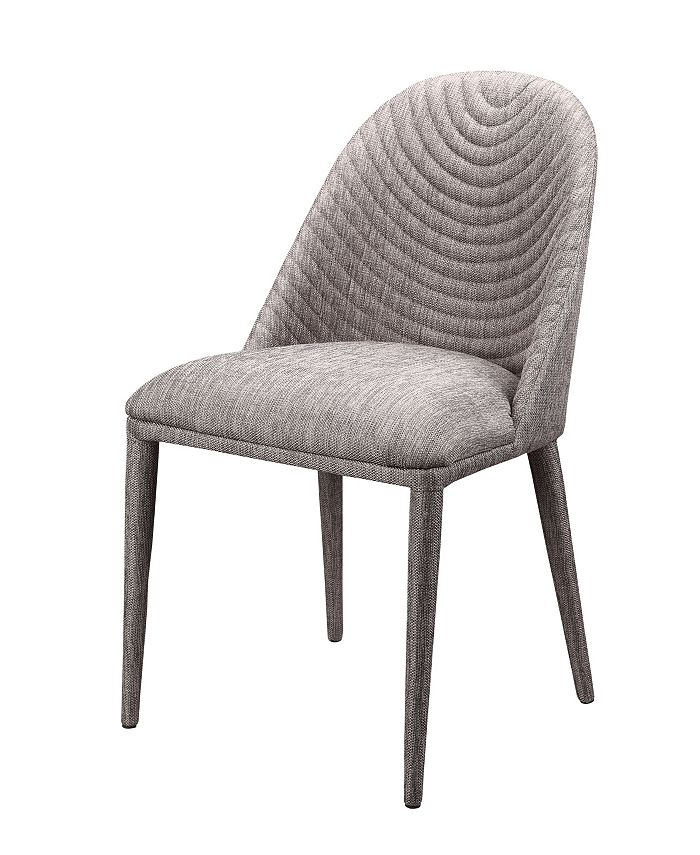Moe's Home Collection - LIBBY DINING CHAIR GREY-SET OF TWO