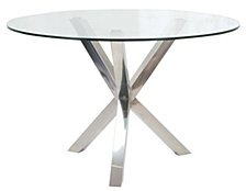 ondo Dining Table Glass