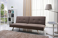 Victorville Foldable Futon Sofa Bed