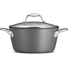 Tramontane Gourmet Hard Anodized 5 Qt Covered Dutch Oven