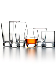 Luigi Bormioli Bar Glasses Collection, Set of 4