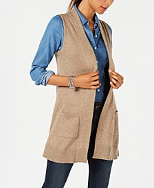 Duster Vest, Created for Macy's