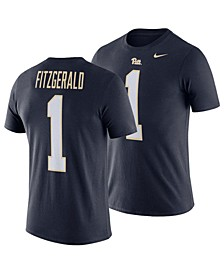 Men's Larry Fitzgerald Pittsburgh Panthers Name and Number T-shirt