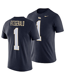 Nike Men's Larry Fitzgerald Pittsburgh Panthers Name and Number T-shirt