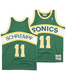 Mitchell & Ness Men's Detlef Schrempf Seattle SuperSonics Hardwood Classic Swingman Jersey