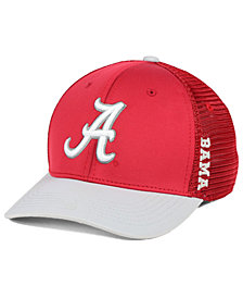 Top of the World Alabama Crimson Tide Chatter Stretch Fitted Cap