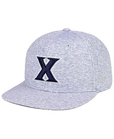Top of the World Xavier Musketeers Solar Snapback Cap