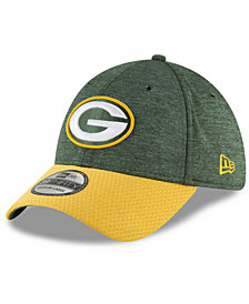 New Era Green Bay Packers On Field Sideline Home 39THIRTY Cap
