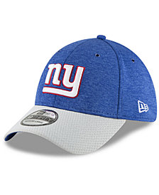 New Era New York Giants On Field Sideline Home 39THIRTY Cap