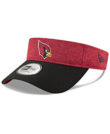 New Era Arizona Cardinals On Field Sideline Visor