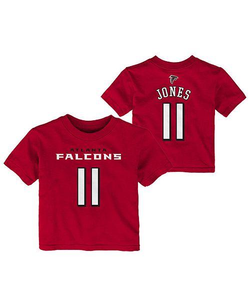 online store 7a91d 2e79c Julio Jones Atlanta Falcons Mainliner Player T-Shirt, Infants (12-24 Months)