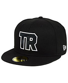 New Era Toronto Raptors Combo Logo 59FIFTY FITTED Cap