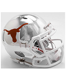 Riddell Texas Longhorns Speed Chrome Alt Mini Helmet