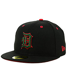 New Era Detroit Tigers Italian 59FIFTY FITTED Cap